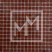 Mosaique rouge haut de gamme 20*20 mm